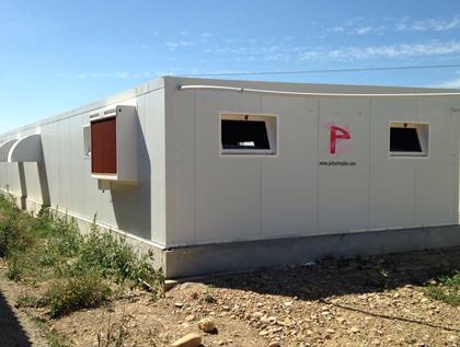 proyecto granja modular cerdos zaragoza polyarmados lleida