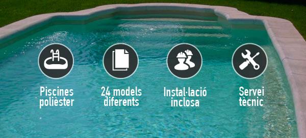 Servei piscines
