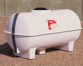 cuba deposito horizontal enterrar poliéster